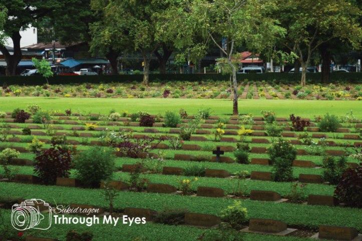 War Cemetery Kanchanaburi
