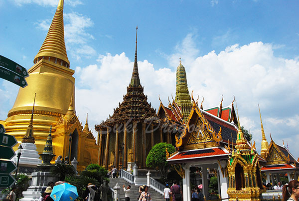 Royal Grand Palace,Wat Phra Kaew
