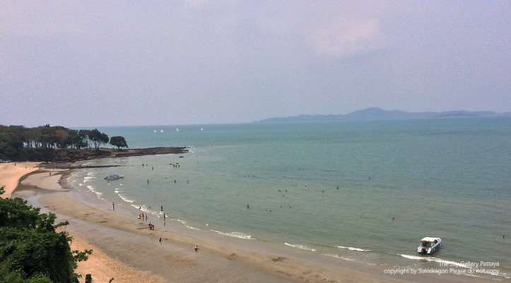 Cosy Beach View @ The Sky Restaurant Pattaya