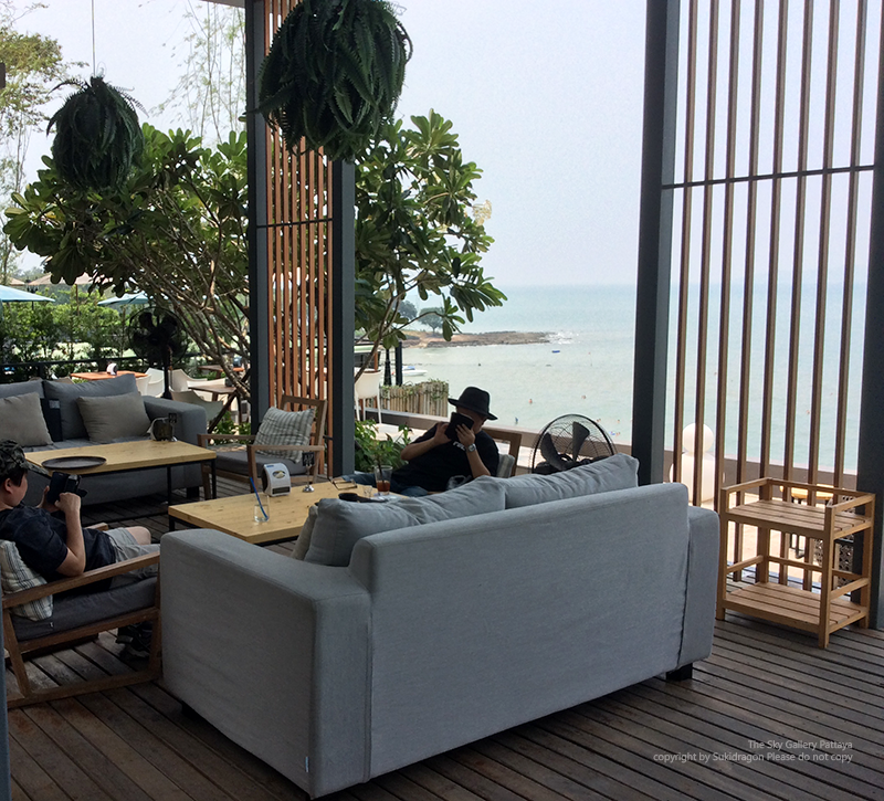 @ the sky gallery Pattaya