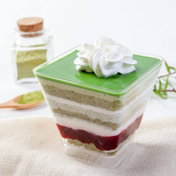 Green tea Cake Picture credit The Chocolate Factory Pattaya