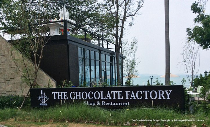 The Chocolate Factory Shop & Restaurant Pattaya